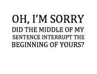 sarcasm.