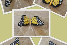 Quilling insekter / Quilling insekter