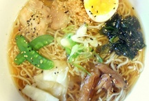 Ramen and noodle soups in Montreal