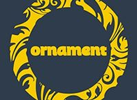 ORNAMENT / Ornament: a selling exhibition of collectible craft by some of the UK's most eminent and up and coming artists Great Northern Contemporary Craft Fair : #GNCCF