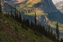 ~Montana National Parks~ / This board is devoted to the stunning Glacier National Park!  {and other cool places in Montana}.