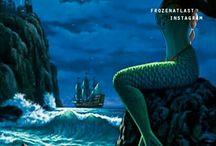 Já jako mořska panna