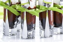 Shot glasses recipes / by Stacey French-Lee
