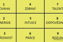 Horoskopy, apod.