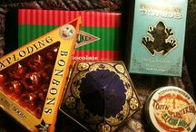 HARRY POTTER FOOD!!!
