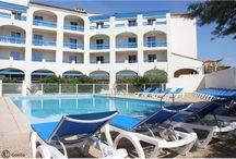 Port Barcarès - Le Grand Bleu / A 100 m de la plage, avec piscine extérieure privative, découvrez ou redécouvrez les appartements entièrement rénovés de la résidence Le Grand Bleu.