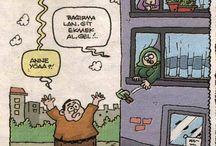 Karikatürlerle Aşk!