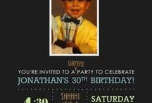 Juan's 60th birthday party