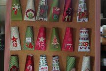 Christmas advent craft