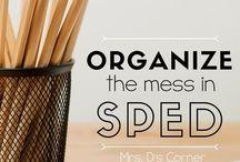 SPED organization