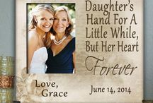 MOTHER / DAUGHTER WEDDING GIFTS