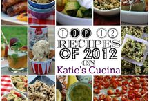 Best of the Year Recipe's / by Marilyn Houser