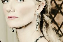 Catherine Parr-The Tudors / play by:Joely Richardson