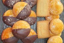 recettes thermomix  biscuits sables pâtes et lait concentré