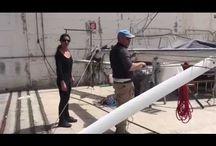 Video Black Sam / Black Sam il #class40 di Gaetano Mura in cantiere a Olbia e poi in navigazione
