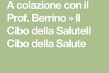 Dolci del prof. Berrino / Ricette della salute
