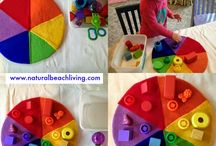 PreSchool Education Ideas / by Mommy Crusader And Her Knights and Ladies
