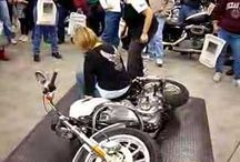 Two wheel life.... / All about motorcycles / by Alicia Kleint Hagan