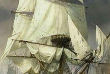 Sailing ships
