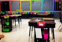 Possible classroom themes / by Ashley Terpstra