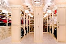 Fancy Closets  / by ALilsomething ToRemember