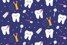 • Happy teeth