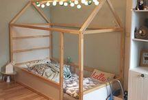 Marina's bedroom