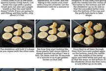 poffertjes en vergelijkbare recepten