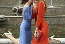 Gossip Girl / by Holly Woodward