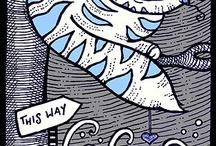 Alice in W:Anita Inventarity / Alice in wonderland (illustrator)