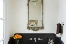 propsed powder room kooyong rd basin/vanity