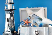 Marine Serisi / Evino'nun deniz motifli dekoratif ürünlerini gördünüz mü?
