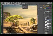 photshop photo manipulation / tutorial photoshop