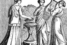 Ancient Roman Fashion...