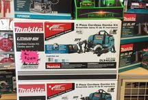 #makia  / We just got a makita order in, get your Christmas gifts early. We have great deals!