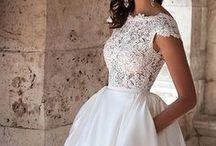 Menyasszonyi ruha felső