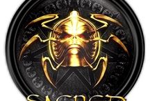 Sacred / Sacred is an action role-playing game released in 2004.