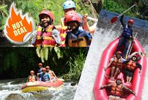 Bali White Water Rafting Deals & Discounts