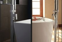 Our New Contemporary Tub Fillers