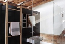 Salle de bain Bois / #bricolage #rénovation #inspiration #bois #salledebain #bricolons