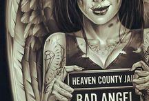 angel bad&sexy