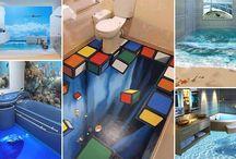 3d floor graphics