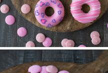 donuts recipes and decor