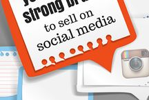 Social Selling Tips and Tricks / Tips, tricks and strategies to help small business owners drive sales using social media.