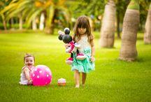 Ensaio Infantil Mariana e Juliana
