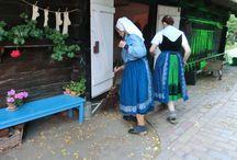 Tradition im Spreewald