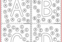 pomoce dydaktyczne np. alfabet