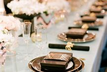 Sophisticated Styled Shoot