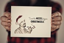 Greeting Cards / Showcasing our hand drawn, custom designed greeting cards from www.motifthieves.com