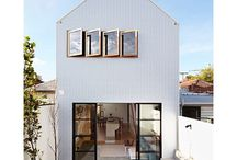 Small lot house